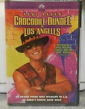 Crocodile Dundee in Los Angeles (DVD 2001) VERY RARE COMEDY BRAND NEW