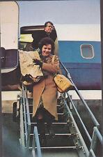 Jimmy Carter and Rosalynn Carry Their Own Gear      # C7