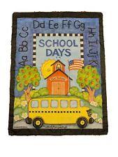 New listing School Days Flag