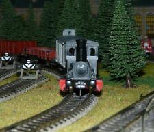 Fleischmann HO 4000 DC - Steam Locomotive Black Anna - analog