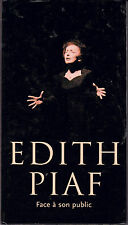COFFRET 4 CD (LONG BOX) 69 TITRES EDITH PIAF FACE A SON PUBLIC