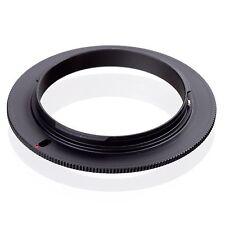 Lens Mount Reverse Macro Adapter Ring 49mm for Sony AF  DSLR Camera