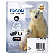 Epson 26XL Photo Black Ink Cartridge (C13T26314010) Expresion Premium XP-510 700