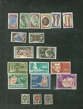 French Polynesia Stamps Office Des Postes Et Telecommunications France