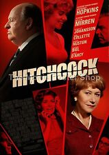 Hitchcock.   2012 Movie Posters Classic And Vintage Films