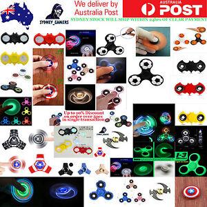 Fidget Spinner High Quality Metal 3D Hand Spinner For Kids&Adult Aluminum Alloy