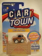 Greenlight Car Town 1973 Ford Pinto NEW Brown 2013 Release 1:64 scale RARE