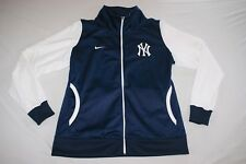 NY Yankees Nike Sweat Jacket Genuine Merchandise Youth XL NEW