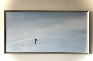 "Original art for sale By artist. Titled ""In Search Of Myself"". Oil On Canvas."