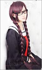 Danganronpa Dangan-Ronpa Toko Fukawa Fashion Hair Long Cosplay Costume Party Wig