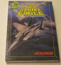 F-15 Strike Eagle by MicroProse for Atari 400/800 - NEW