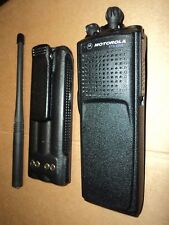 MINT Motorola XTS5000 Model 1 VHF 136 174MHZ AES Encryption P25 XTS 5000