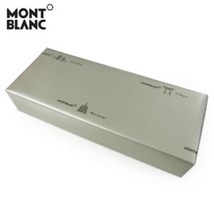 MONTBLANC OFFICIAL GIFT WRAPPING Trapping CHAMPAGNE PAPER Boutique Shop PACK NEW