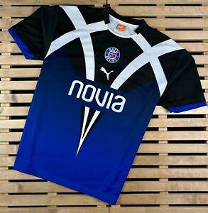 Mens Rugby T Shirt Bath Novia Puma Size XXL 2XL
