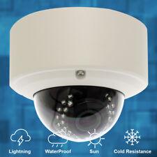 5MP Outdoor Indoor PoE Onvif Vandal Proof IP Camera with 2.8-12mm Varifocal Lens