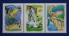 Australia (2096a) 2002 Characters from The Magic Forest Mnh strip