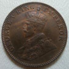 India 1936 One Quarter Anna Coin