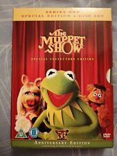 The Muppet Show - The Complete First Season (DVD, 4-Disc Set) Jim Henson