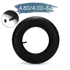 """Inner Tube Replacement 10"""" hand Trolley Wheels Tyre Air 4.80/4.00-8 Bent Valve ☆"""
