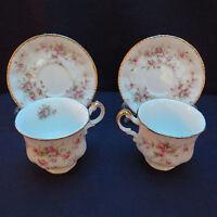 Paragon China Teacup & Saucer Duo (20)