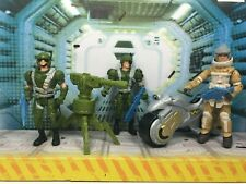 Alien Collection - Space Marine, Commando, Sentry Gun Lanard Army Build Lot A