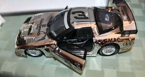 Dale Earnhardt Sr #3 C5-R Corvette Platinums 1/18 Action Diecast Chrome Silver
