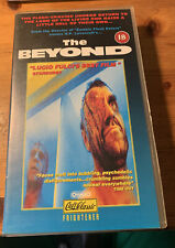 LUCIO FULCI THE BEYOND VHS VIDEO/PAL VIPCO RELEASE