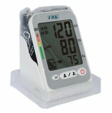 FT-C15Y Temperature Detector Arm Cuff Blood Pressure Monitor with AC DC Adapter