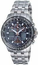 Citizen Uomo-Orologio da polso PROMASTER SUPER SKYHAWK Cronografo Quarzo jy0080-62e