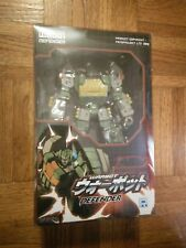 MISB FansProject Transformers Warbot - Defender