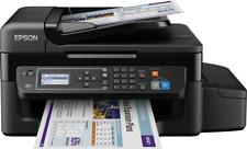 Epson EcoTank ET-4500 A4 Print/Scan/Copy/Fax Wi-Fi Printer