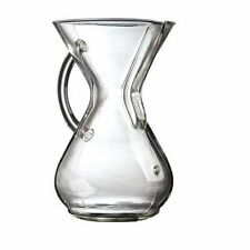 Chemex 6-Cup Handle Series Coffeemaker (CM-6GH)