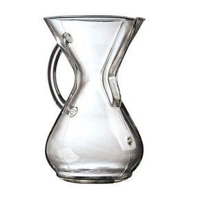 Chemex 6-Cup Handle Series Coffeemaker (CM-6GH)