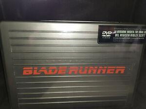 blade runner  Harrison ford dvd valigetta edizione tiratura limitata 5 dvd