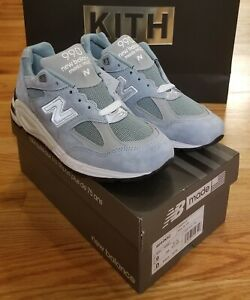 New Balance 990v2 Kith Instore Exclusive Stone Blue US size 9 M990KH2 DS New