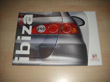 50387) Seat Ibiza Prospekt 04/2004