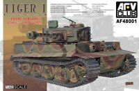 "AFV Club 1/48 AF48001 WWII German Tiger I Ausf.E Sd.Kfz.181 ""FINAL VERSION"""