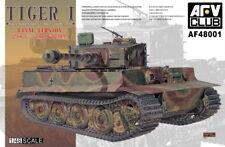 "AFV Club 1/48 AF48001 WWII German Tiger I Ausf.E Sd.Kfz.181 ""FINAL VERSION"""