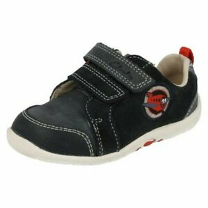 Boys Clarks Casual Shoes 'Soft Plane'