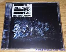 """THE DILLINGER ESCAPE PLAN  """"Dissociation""""    NEW  (CD, 2016)"""