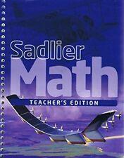SADLIER MATH TEACHER'S EDITION GRADE 5