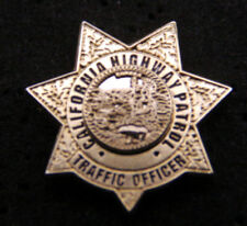 CALIFORNIA HIGHWAY PATROL CHP MINI HAT PIN CHP RETIREMEN Not a Uniform Item