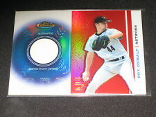 ROY OSWALT ASTROS STAR LEGEND AUTHENTIC GAME USED CERTIFIED JERSEY CARD RARE
