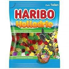 Haribo Holladrio 5 Flavor Fruit Gummies 200g Bag Product of Austria US Seller