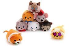 US Disney Store Aristocats Mini Tsum Tsum Complete set of 8 NWT!