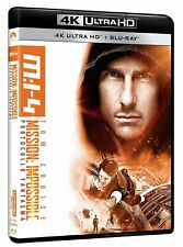 Mission: Impossible 4: Ghost Protocol 4K UHD + Blu-ray sealed