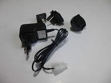 HPI Ladegerät Steckerlader mit Standard-Stecker (AC) für NiMh-Akku #H111833, NEU