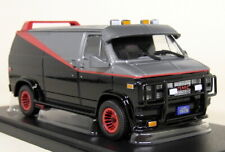 Greenlight 1/43 Scale - The A-Team 1983 GMC Vandura B.A's Diecast Model Van
