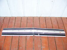 1968 PLYMOUTH ROAD RUNNER TRUNKLID FINISH PANEL OEM
