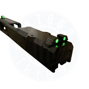 GLOW IN THE DARK GLOCK NIGHT SIGHTS FOR GLOCK 17,19,22,23,24,26,27,33,35,37,38